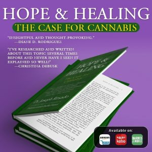 Dr Rosado's Book - The Case for Cannabis