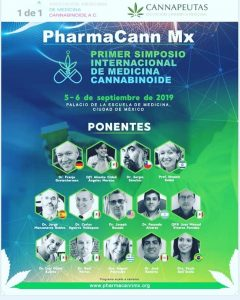 Mexico City Medical Cannabis Conference