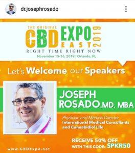 Expert Speaker - Dr Rosado