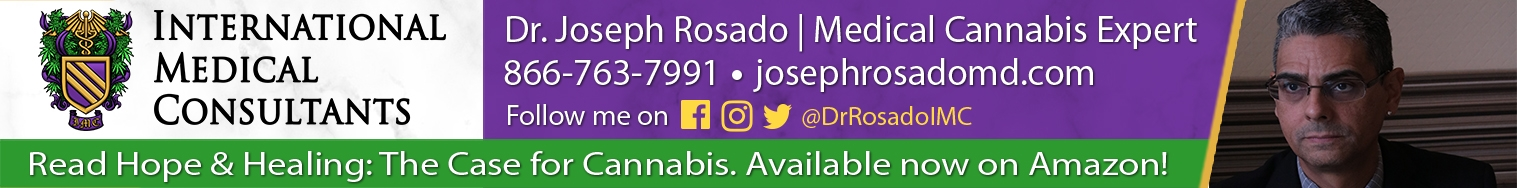 Joseph Rosado MD - Medical Cannabis Consultant