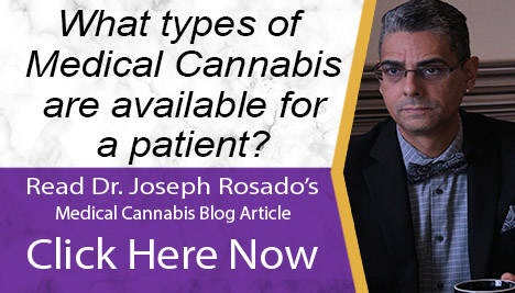 What types of Medical Cannabis are available for a patient?