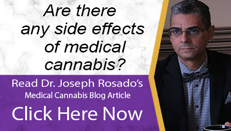 Are there any side effects of medical cannabis?