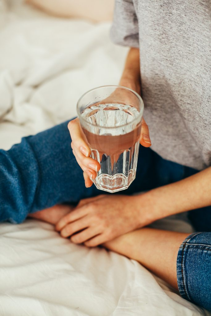 Water helps with your colon health - What are some ways to keep your colon healthy?